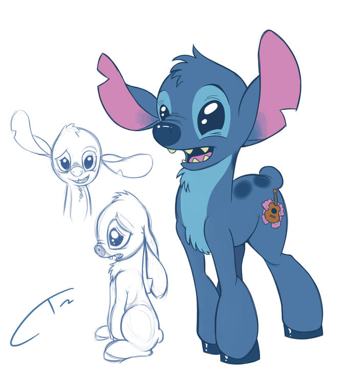 My Little Stitch