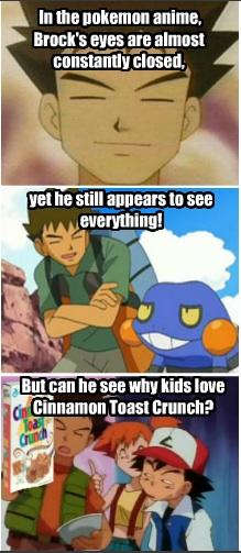 Not Even Brock Knows