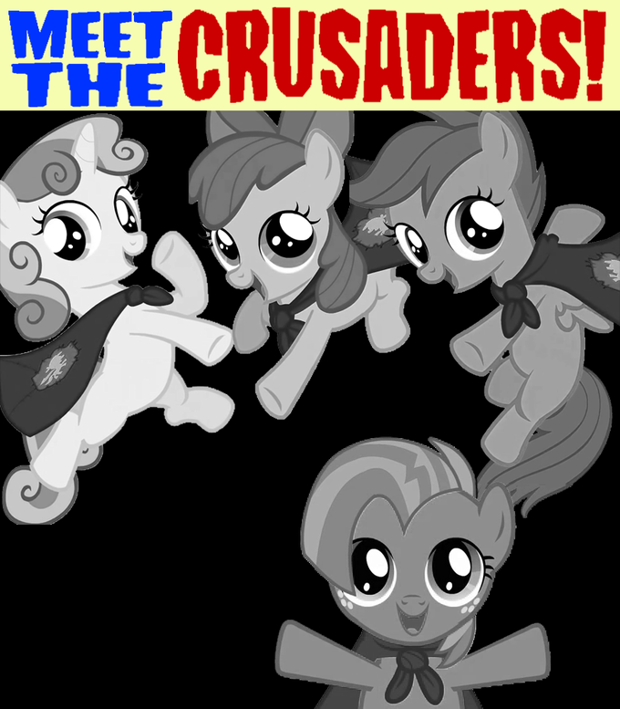 Meet The Crusaders
