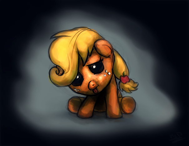 I'm Applejack, you OK?