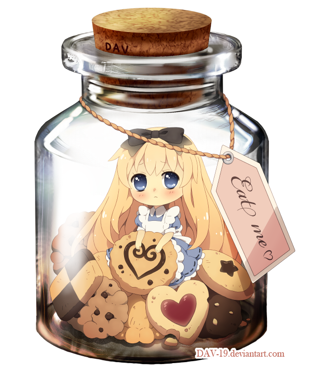 Alice in a Bottle