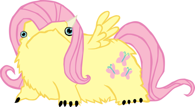 I like Fluttershy ALOT