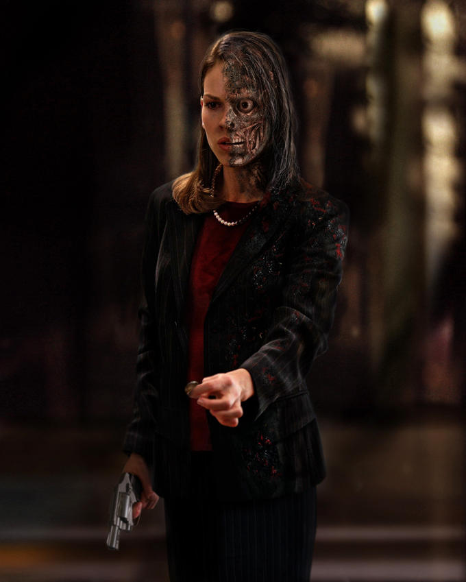 Haley Two Face