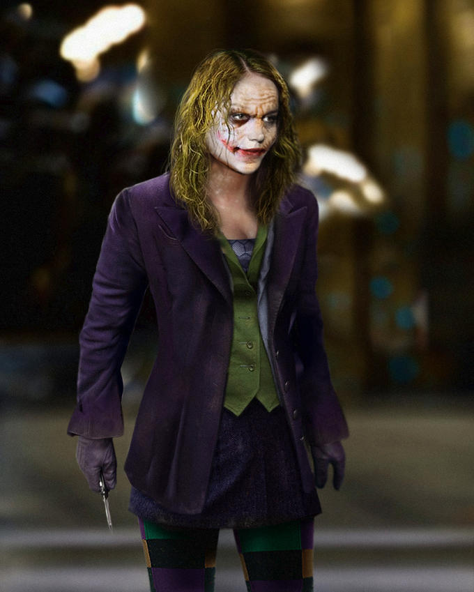 The Joker(ess)