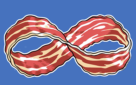 Infinite Bacon