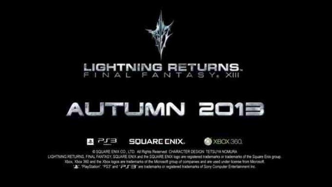 Lightning Returns: Final Fantasy XIII Release Date