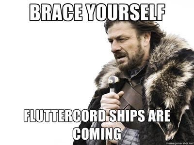 Fluttercord Ships are Coming