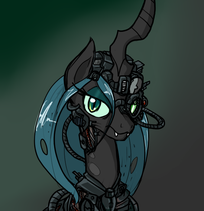 Chrysalis of Borg