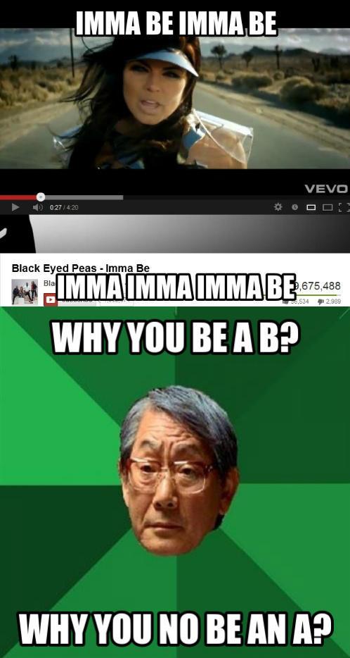 Black Eyed Peas...