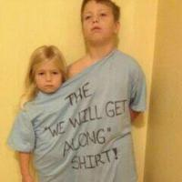 "The ""We Will Get Along"" Shirt"