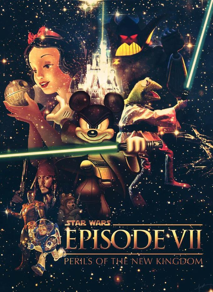 Star Wars Episode VII: Perils of the New Kingdom