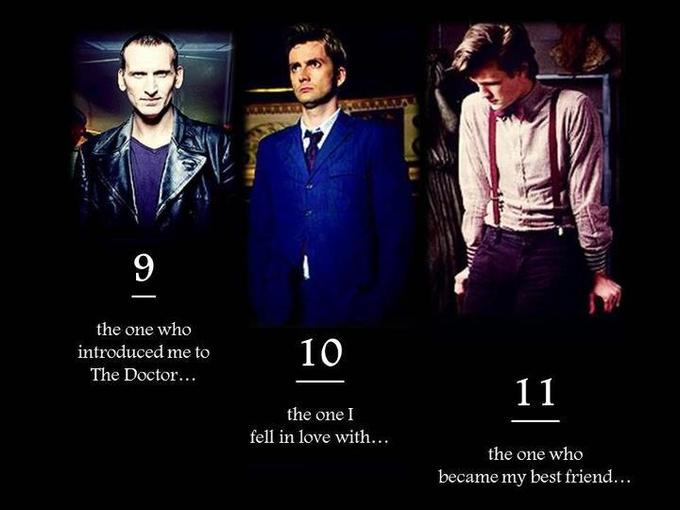 Nine, Ten, and Eleven