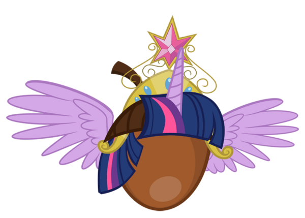 Acorn Twilight is Best Princess