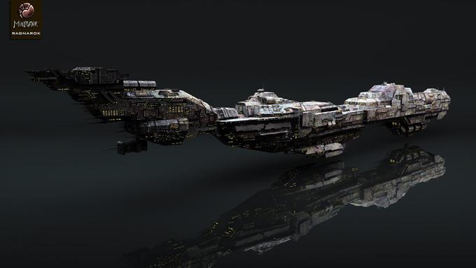 Ragnarok Class Titan
