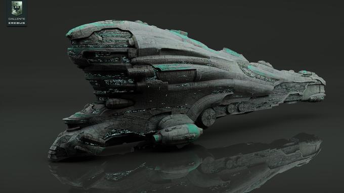 Erebus Class Titan