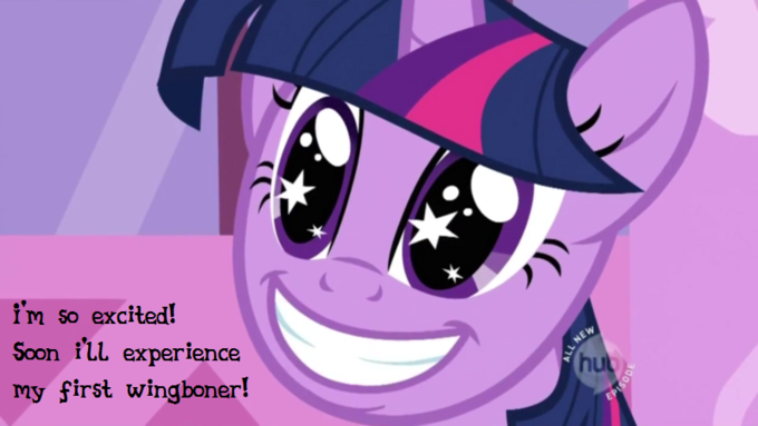 Twi is excited what it feels like to be an Alicorn