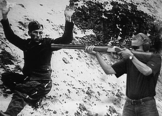 Obama Captures Nazi Soldier!