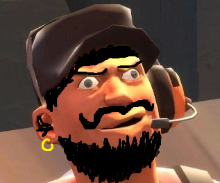 Hairy Scout