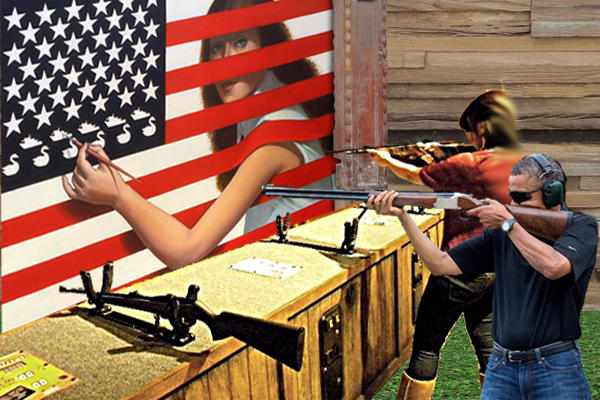 Liberty Shooting Gallery