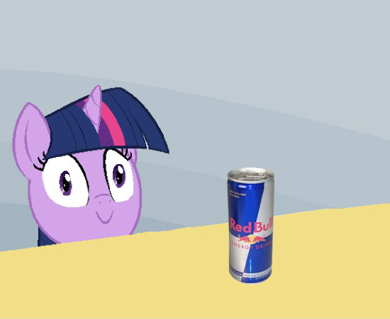 Red Bull gives you wings!