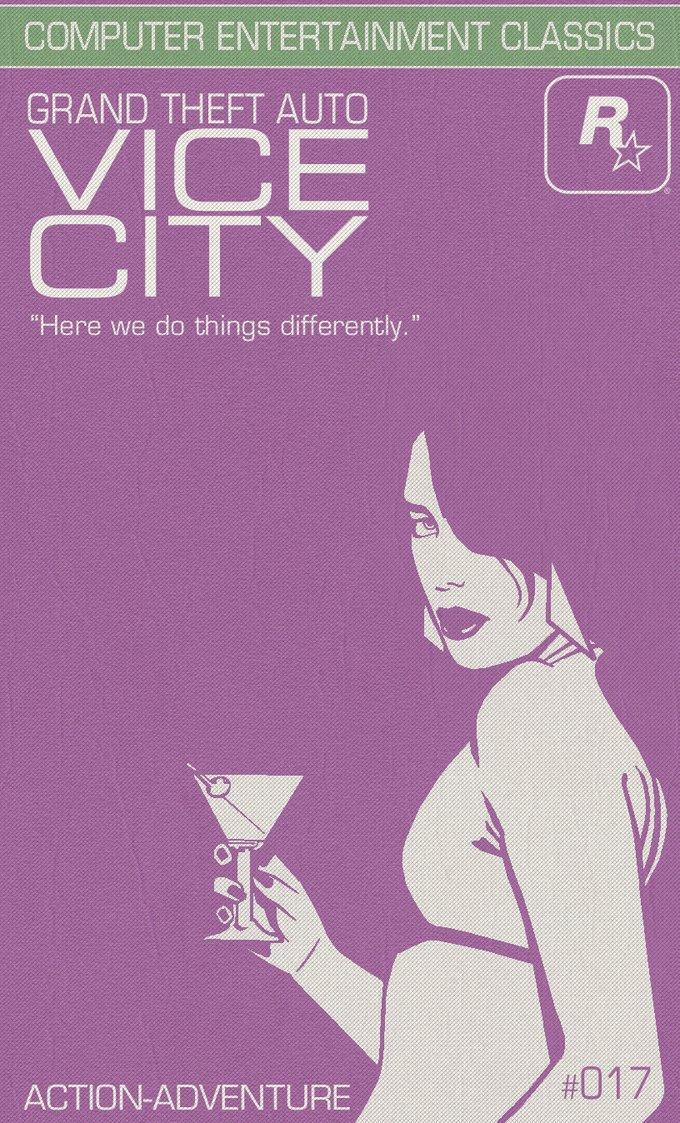 GTA Vice City Courtesan Edition