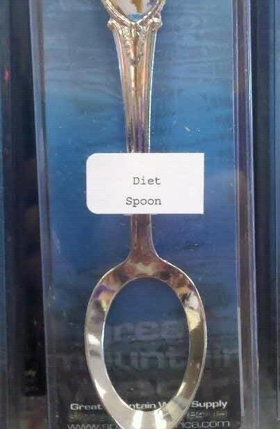 The Diet Spoon