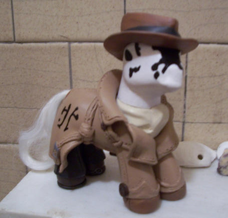 Rorschach Pony custom
