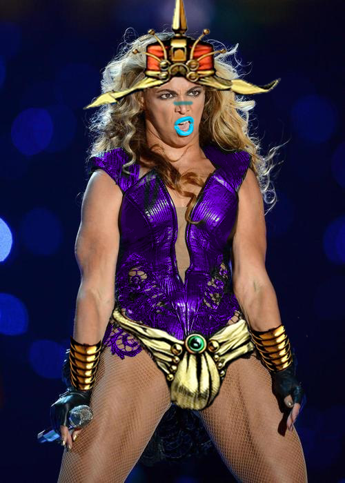 Beyonce AC/DC JJBA Battle Tendency