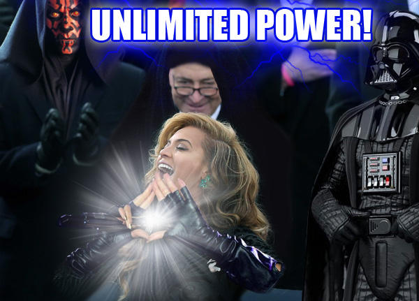 Unlimited Power!
