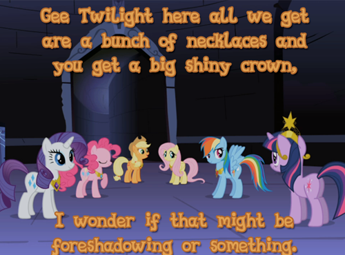Friendship is Magic, part 2 (S1E2)