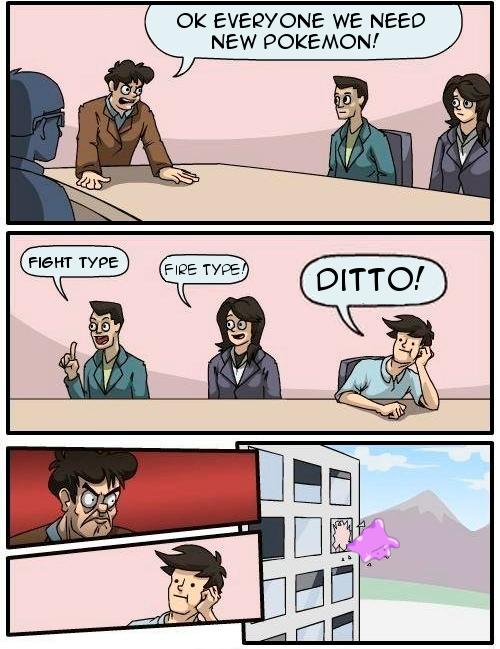 Ditto!