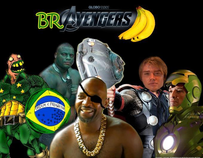 bravengers