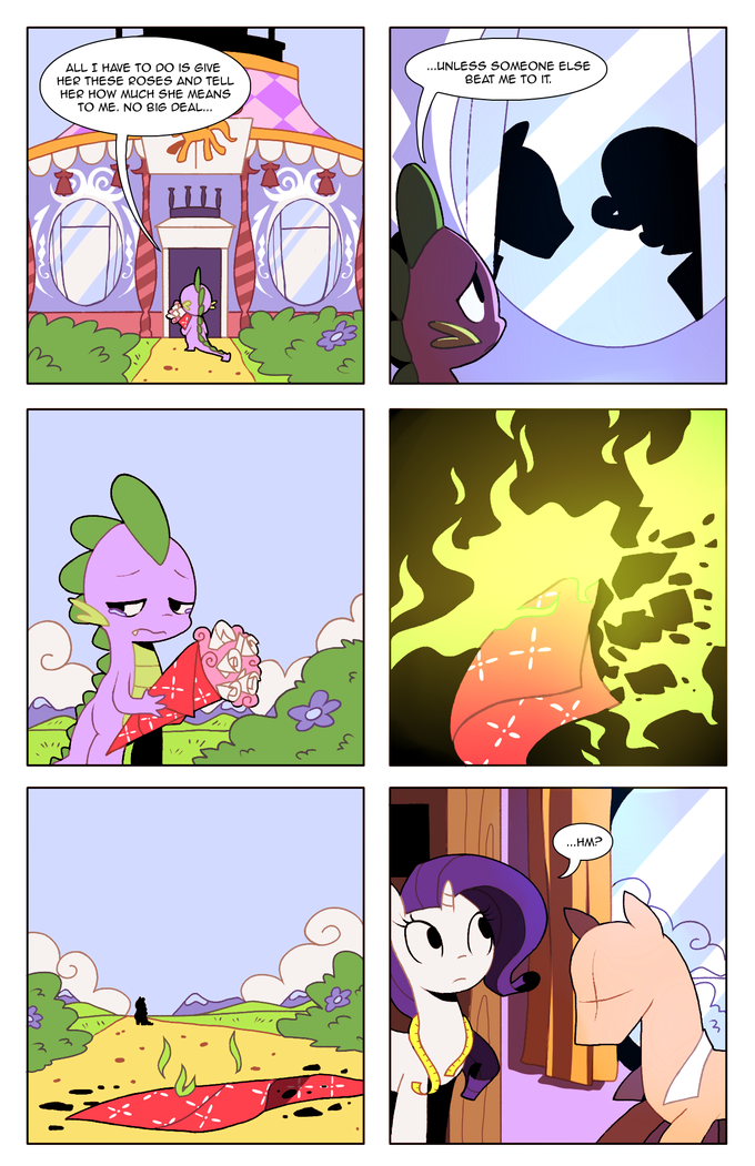 Tales from Ponyville: Chapter 2, Page 2