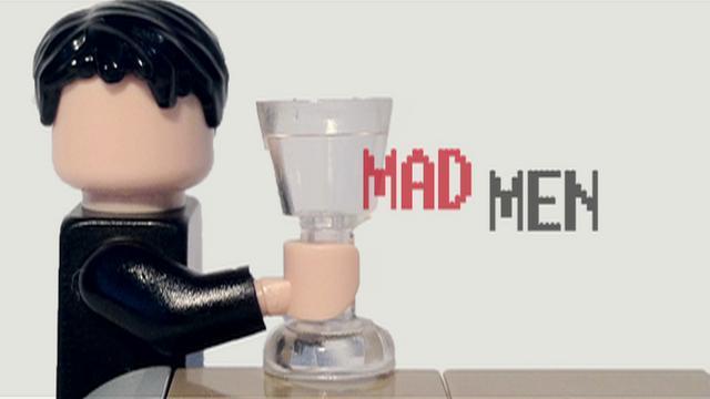 Mad Lego Men