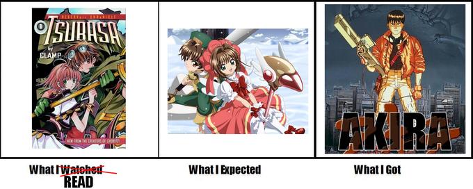 Tsubasa RESERVoir CHRoNiCLES's innocence