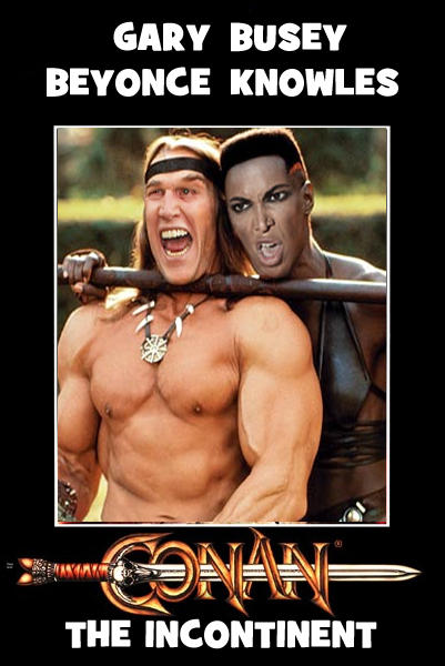 Conan The Incontinent