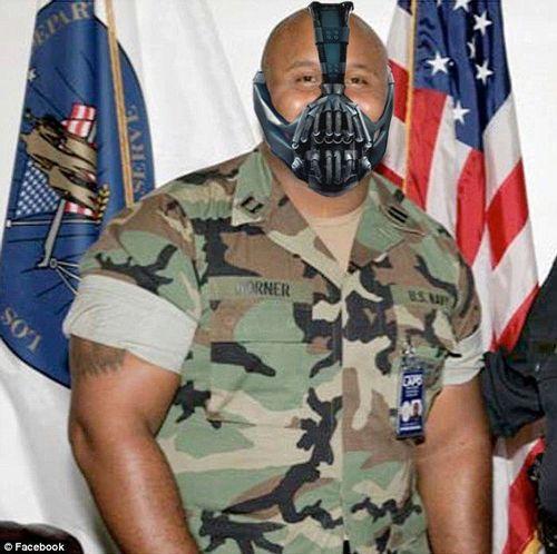 Dorner as Bane