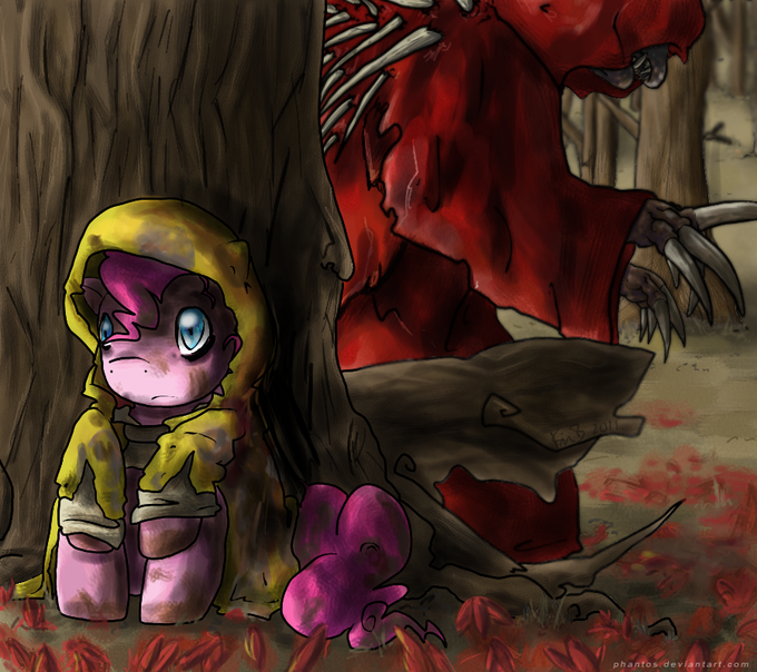 Pinkie's Field Trip