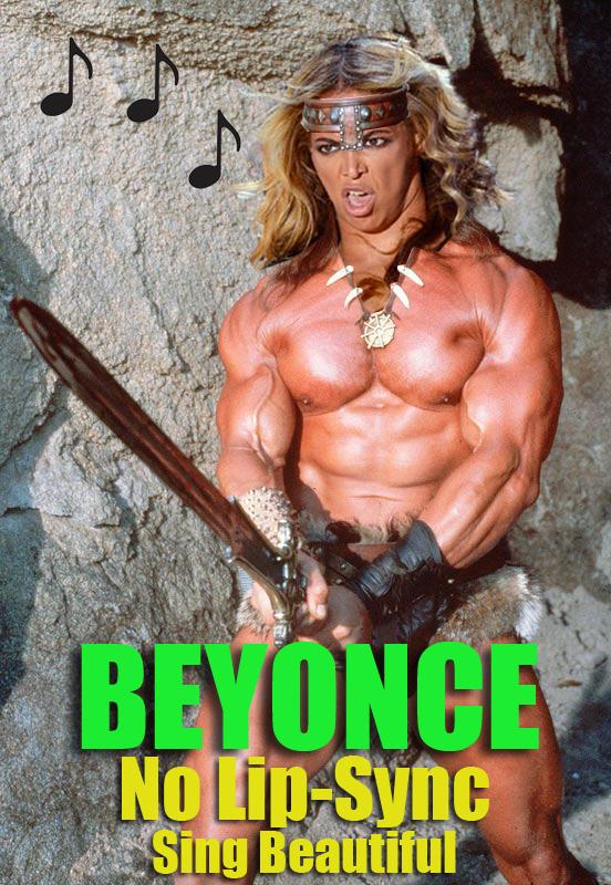 Beyonce Conan