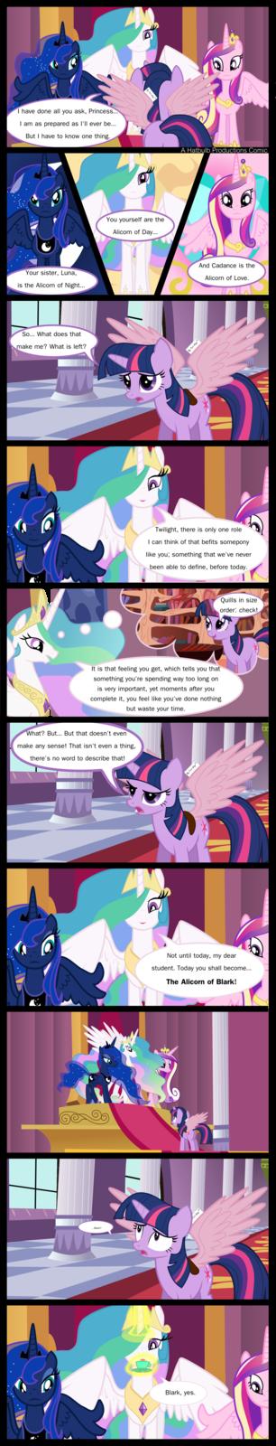 Twilight's Ascension: Blark