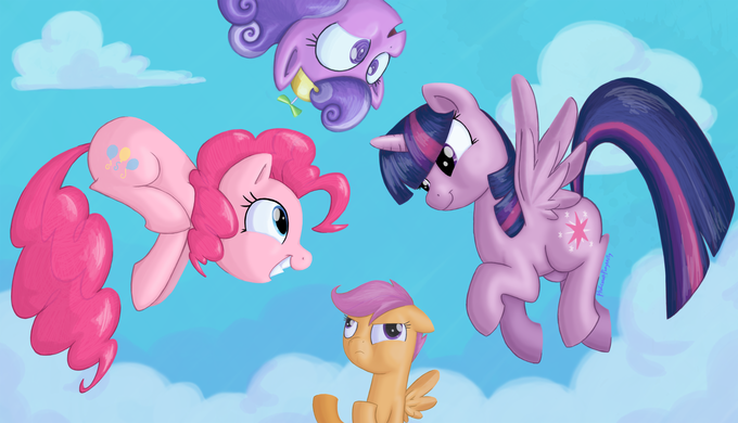 Everypony Can Fly