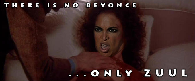 There is no Beyonce