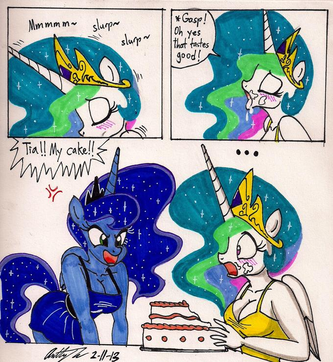 Cake Again