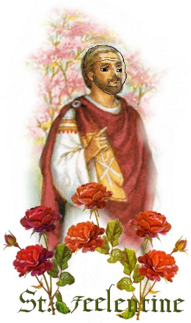 Saint Feelentine
