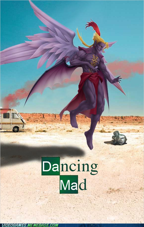 Dancing Mad