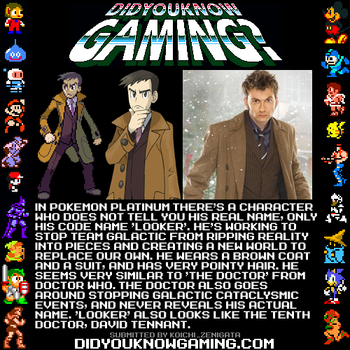 Pokemon's Time Lord