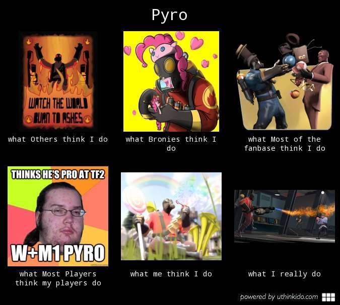 Pyro what really do