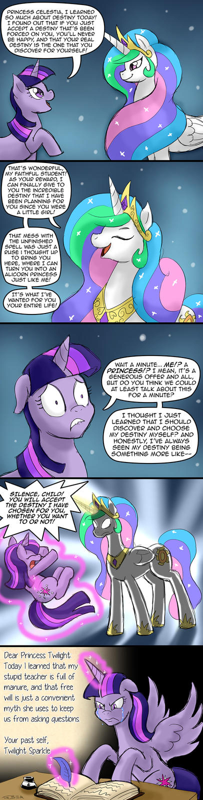 Twilight's Destiny