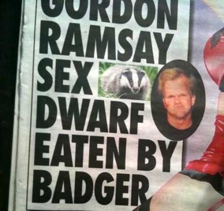 Porn Dwarf Double Eaten