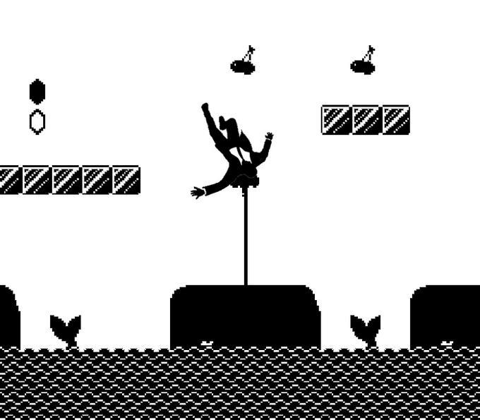 Mario Mad Men
